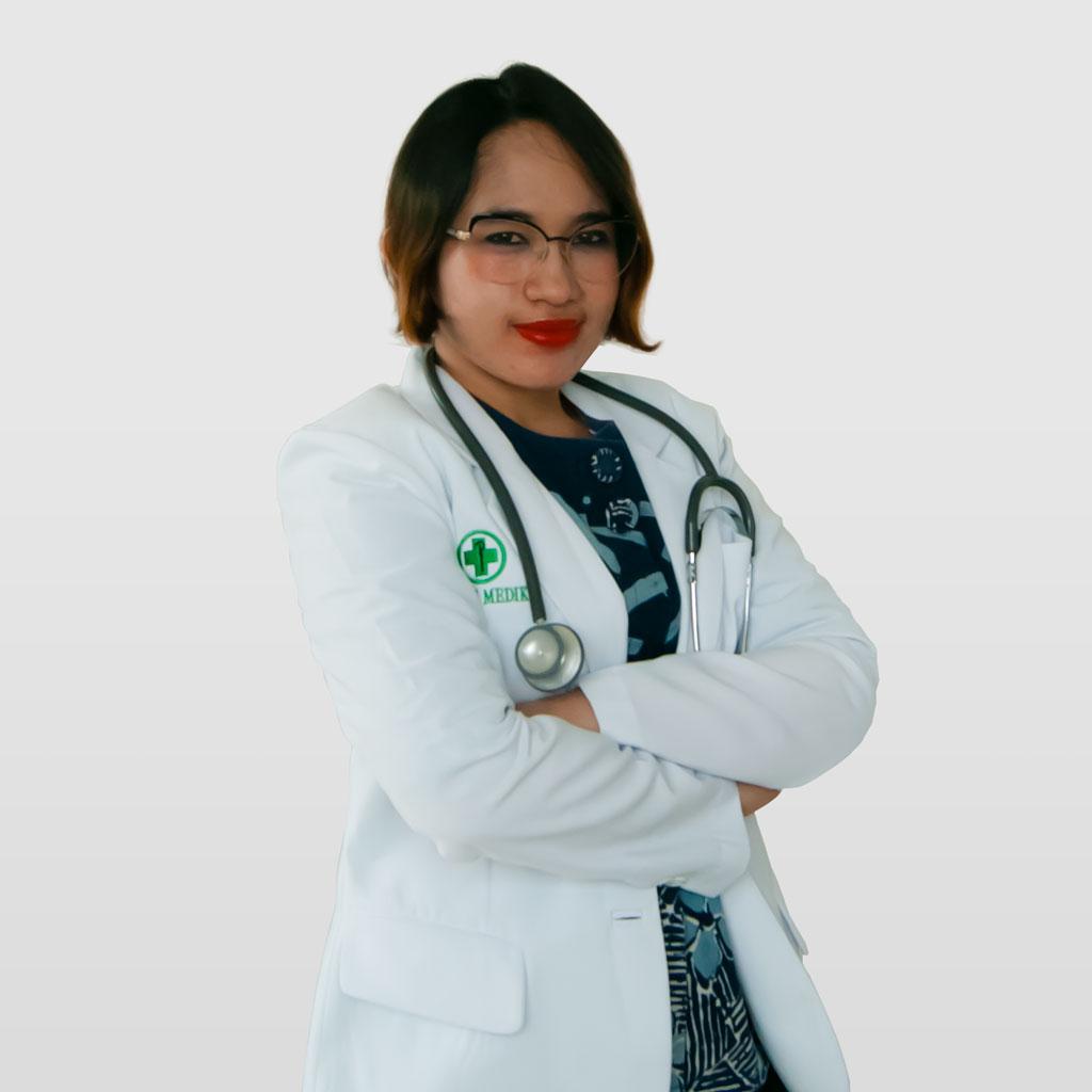 Dr. Hanna Ulien Kaban Sp.N