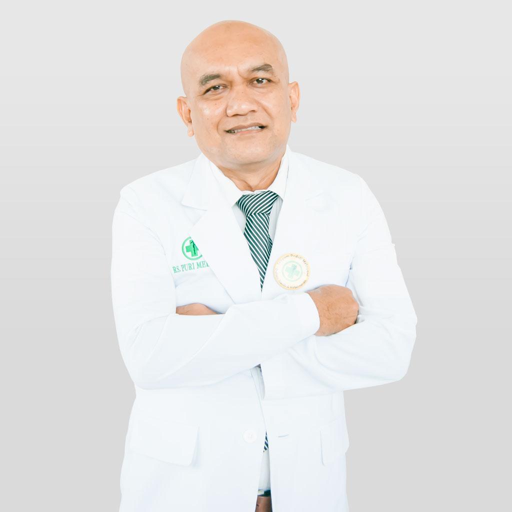 Dr. Joviel RP Simatupang, Sp.KFR