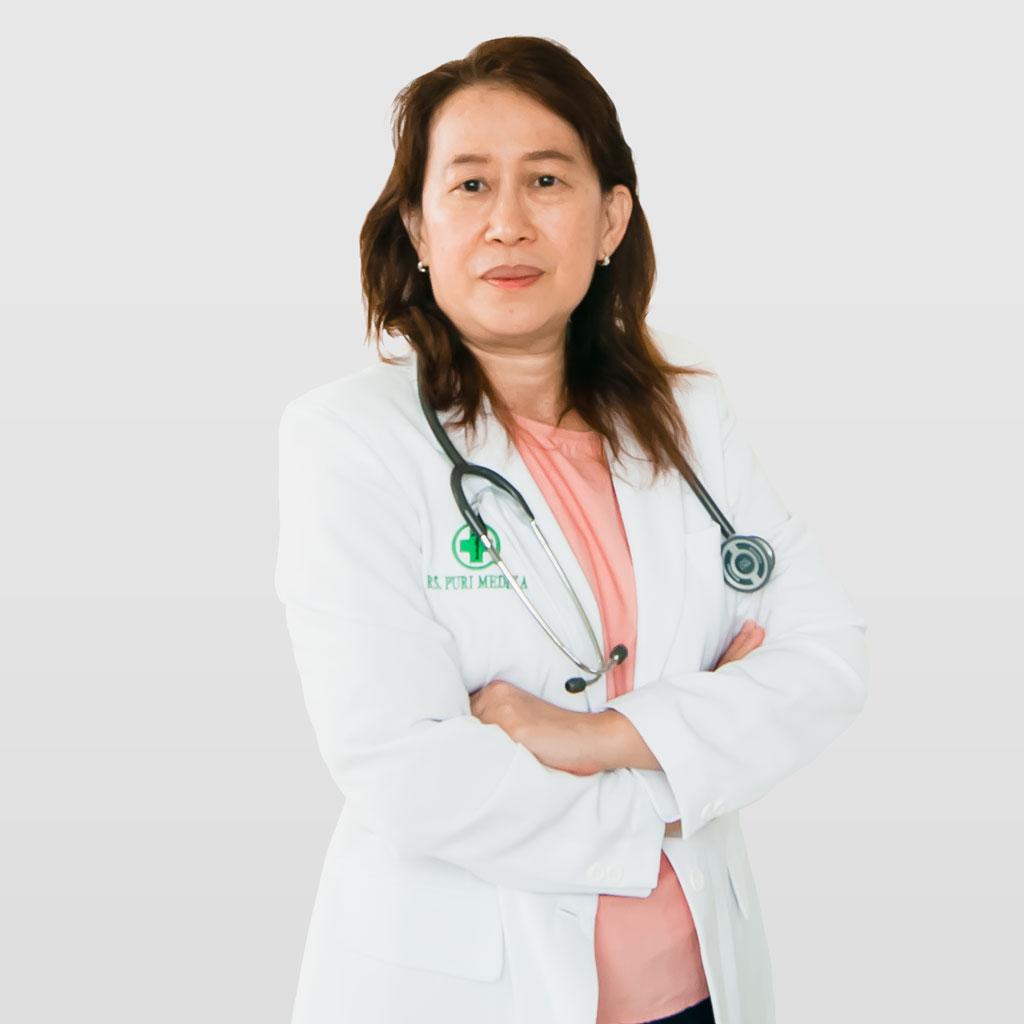 Dr. Lioe Ivana, Sp.A