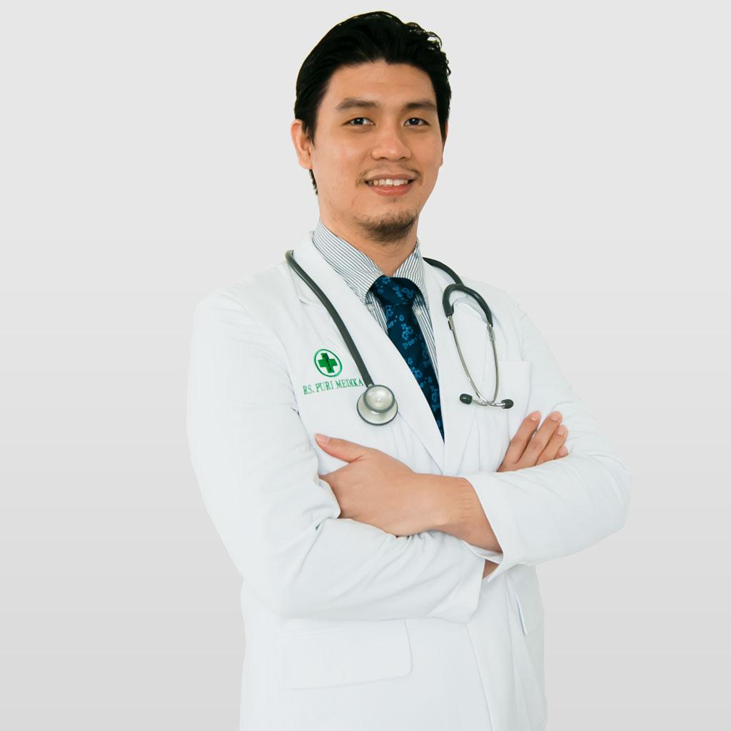 Dr. Sebastian Mihardja, Sp.OT